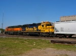 BNSF 2330, BNSF 3185 and GPLX 76653